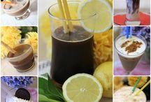 Café, Té, Chocolate y sus mezclas