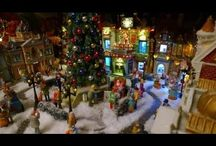 Lemax Christmas Little Village