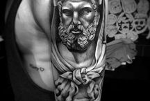Hercules tattoo ideas