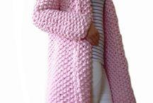 Swetry inspiracje