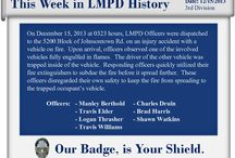 LMPD - Our Badge, is Your Shield / December 15, 2015