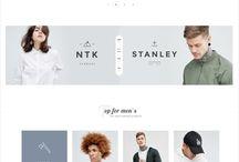 Graphic Design - Websites