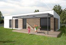 Rodinné domy v Rakúsku / V Rakúsku sú štandardom nízkoenergetické a energeticky pasívne domy, čo je oblasť, ktorej sa Greenstudio dlhodobo venuje a má s ňou bohaté skúsenosti. Ak sa teda rozhodnete stavať u nášho západného suseda, sme tu pre vás so širokou ponukou služieb.
