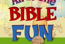 Abingdon Press All in One Bible Fun / by Hearts at Home Curriculum