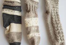 handmade knit crochet