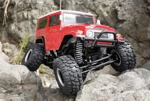 RC Rock Crawlers