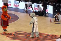 Mascot Dance Offs / What is better than a good mascot dance off?  Nothing! / by Jon Jenkins