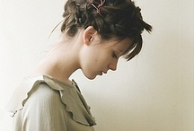 Styled-ed / Hair styles. Cuts, blow-outs and pin-ups. / by Catherine Pai-Dhungat