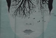 street art / by Nena Derbedrossian