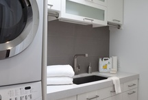 Home - Laundry room / by Vincent Dumont