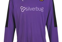 Season 15/16 Away Goalkeepers Kit / by Wolverhampton Wanderers