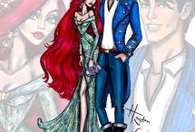 Ilustración parejas