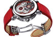 A Krzyś zegarki