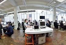 office design / by Ble Narongyod Mahittivanicha