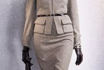 FASHION FOR WORKING 9 TO 5 INSPIRATION / WORKING WEARING IDEAS TO SEW