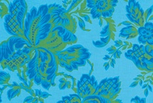 dreamy blue green and turquoise / by Laura Denney-Lawson