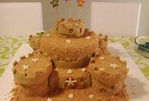 tartas  / tartas que he realizado espero que sirva de modelo a alguien