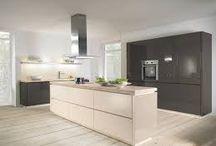 Two Tone Kitchens / Kitchen Design ideas