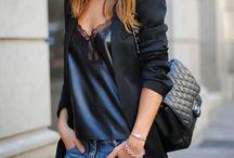 Street style top lencero