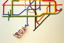 Design / Graphic things I like / by Bert Tiley