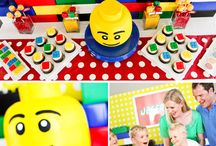 LEGO Party Ideas / by Birthday in a Box
