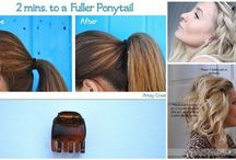Hairstyles / Easy DIY hairstyles for every Girl