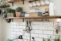 Kitchen & Inspiration !