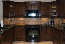 kitchen cabinets & ideas