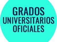 ESTUDIOS DE GRADO