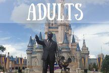 Disney World/Land Vacation