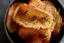 Chips, dips...
