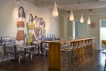 CHRISTIE'S / Forty 1 North's playful alter-ego restaurant with more casual 50's inspired, colorful decor and a delicious comfort food menu.