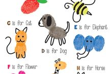 Montessori - jazyk, písmo