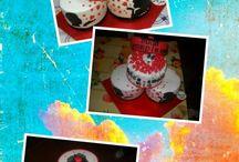 Le Torte di Mummy's Cake & RossAmenta / Cake designers