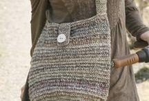 crochet flap for bag