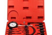 Tools / Automotive tools and garage kits. ex: Diagnostics repair tools