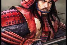 samurai sanada