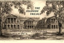 THE LEGAL THRILLERS of                                                          THE OSGOODE TRILOGY