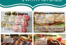 Creating Family Cookbooks