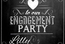 Ideas for engagement party!