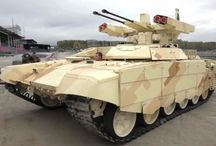 Vehicles of the military kind / Armored vehicles and non-armored vehicles, with tracks or tires