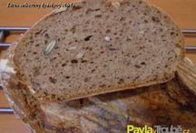 Chléb a pečivo jak na to? / Postupy pečení