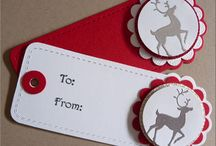 Merry Merry / Holiday cards, tags, gifts, etc. / by Christina Crawford
