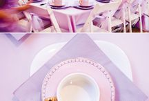 Pink lilac gold 1st party