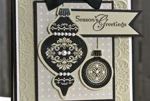 SU ornaments keepsake stamp set
