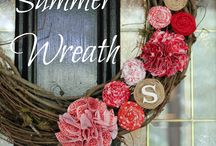 Wreaths / by Michelle Glover