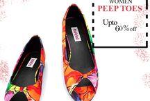 Peep Toes!