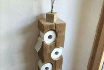 Napady drevo