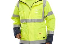 Hi Visibility Workwear / Be Seen in the dark with our Hi Vis Workear from vest to trousers and coats