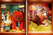 Toy shop display